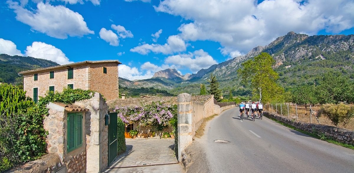 This Christmas? Ride a bike around Majorca!