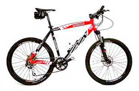 Warrior XT 26 - Mountain Bike